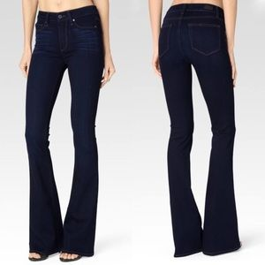 "LAST CHANCE! Paige ""Bell Canyon"" High-Rose Jeans"